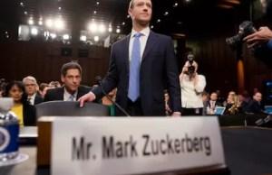 Facebook's Mark Zuckerberg Has Few 'Friends' In Congress