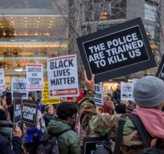 NYPD Facing $5 Million Lawsuit For Bloody Arrest Of Black Lives Matter Activist