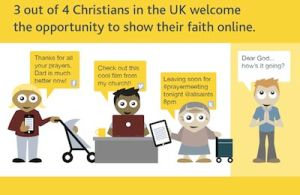 Are Christians Online, Christians Online?