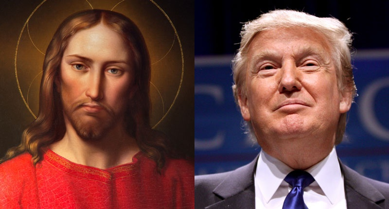 Trump or Jesus? The Sequel