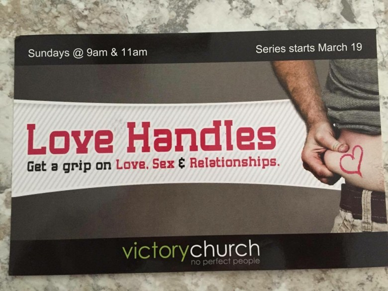 Church - Love Handles