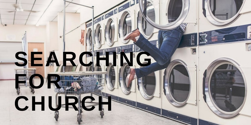 Searching For Church