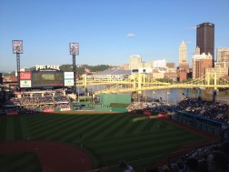 PNC Park - Pirates vs Nationals