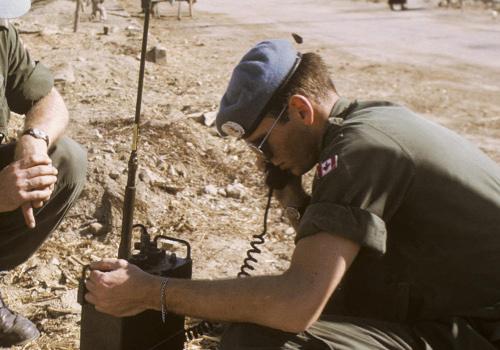 Canada's Cautious Return to Peacekeeping