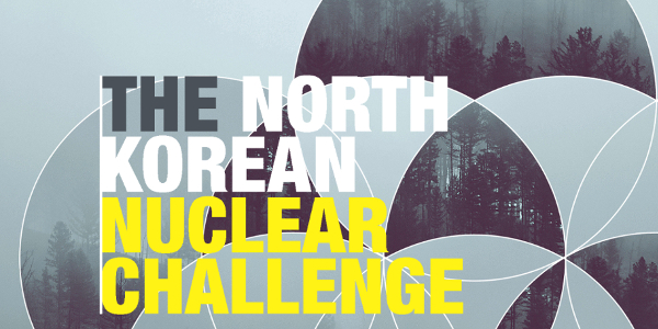 CIC National Holds Conference on the North Korean Nuclear Challenge