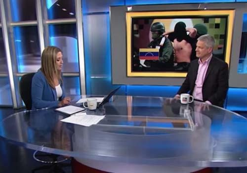 CBC: NDP questions Trudeau's response to Venezuela crisis