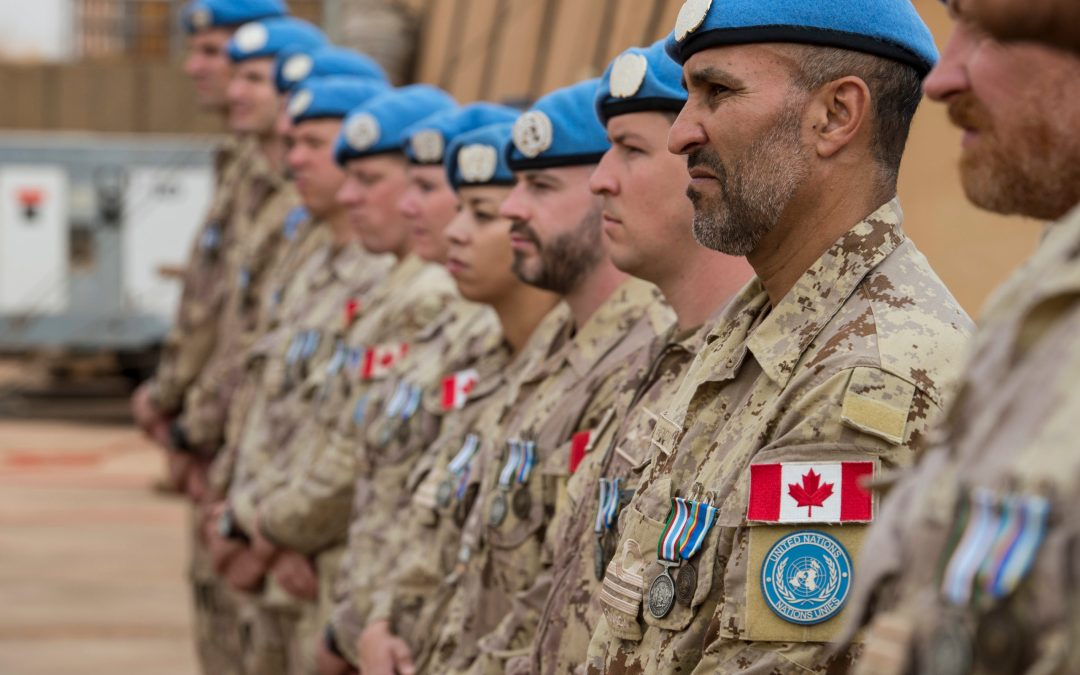 As the UN Security Council Election Nears, Canada's Peacekeeping Efforts Continue to Stumble