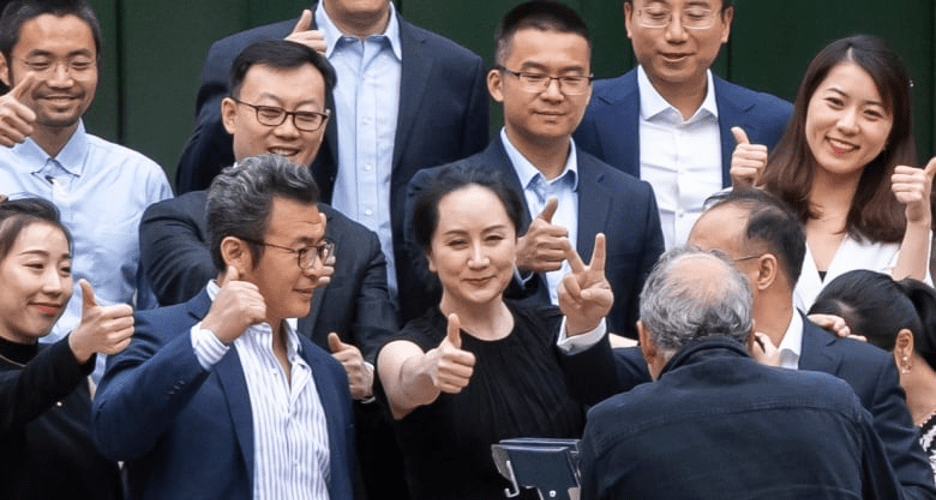 Huawei's Corporate Interests Have Undermined China's Foreign Policy