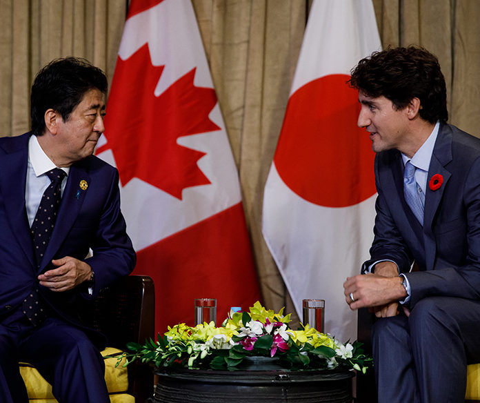 New Canadian Alliances in a Changing World Order