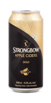 Strongbow – Gold