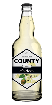 County Cider – Pear Flavoured Cider
