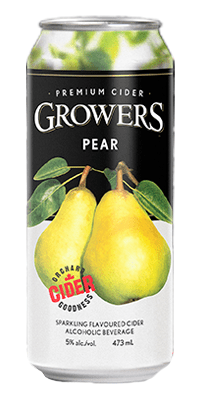 Growers – Pear Cider