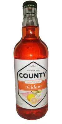 County Cider – Blood Orange