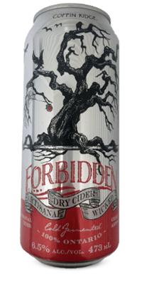 Forbidden Artisanal Cider