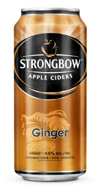 strongbowginger400