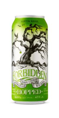 Coffin Ridge – Forbidden Hopped