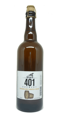 401 Cider Company – Sparkling Oaked