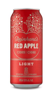 Reinhart's Red Apple Light