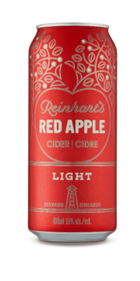 Reinhart's Red Apple Light