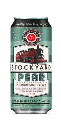 Brickworks – Stockyard Pear