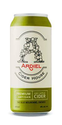 Ardiel Cider House – Dry Apple