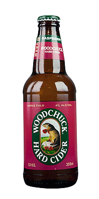 Woodchuck – Raspberry