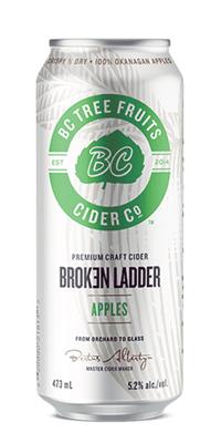 Broken Ladder – Apples
