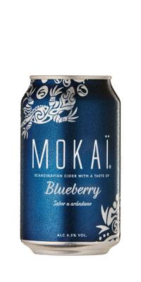 Mokai – Blueberry