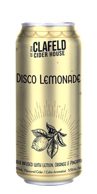 Clafeld – Disco Lemonade