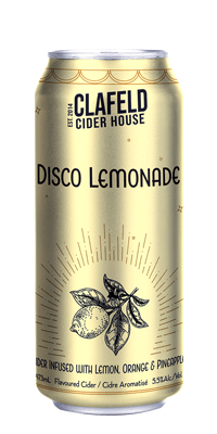 Clafeld – Disco Lemonade