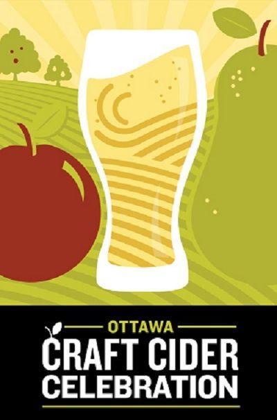 Ottawa's Craft Cider Celebration July 19 [The Cider Crate