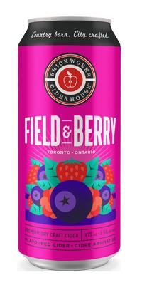 Brickworks Cider – Field & Berry