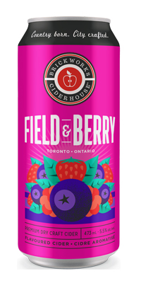 Brickworks Cider – Field & Berry