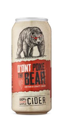 D'ont Poke the Bear Cider