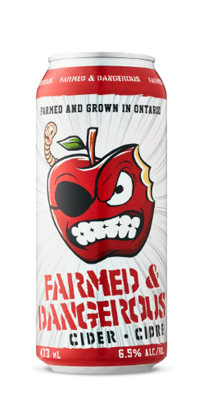 Farmed & Dangerous Cider