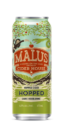 Malus – Hopped Cider
