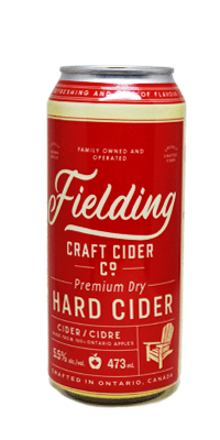 Fielding Craft – Premium Dry Hard Cider