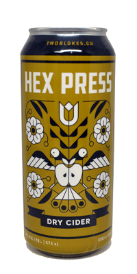 Two Blokes- Hex Press