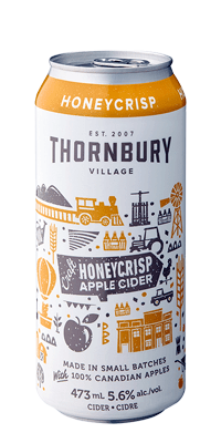 Thornbury – Honeycrisp