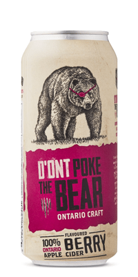 D'ont Poke the Bear – Berry