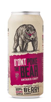 D'ont Poke the Bear – Berry