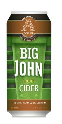 Ardiel – Big John Hop Cider