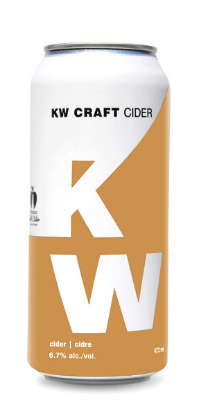 KW Craft – Chai Spiced Cider