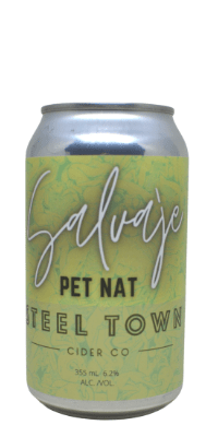 Steel Town – Salvaje (Pet Nat)