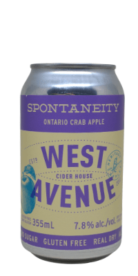 West Avenue – Spontaneity