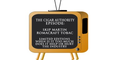 The Cigar Authority LE Show, Live with Skip Martin