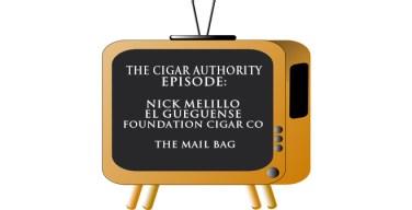 Smoking El Gueguense With The Wise Man, Nick Melillo