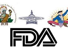 States File In Support Of Opposition Of FDA Regulations Against Cigars