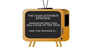 Webcast: The Winner of the 2016 Cigar of the Year Is….