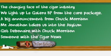 Webcast: The Changing Face of the Cigar Industy